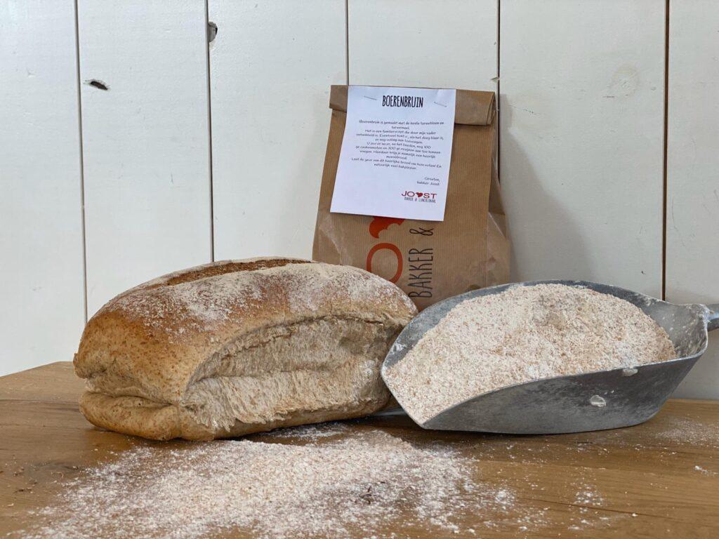 Boerenbruin broodmix