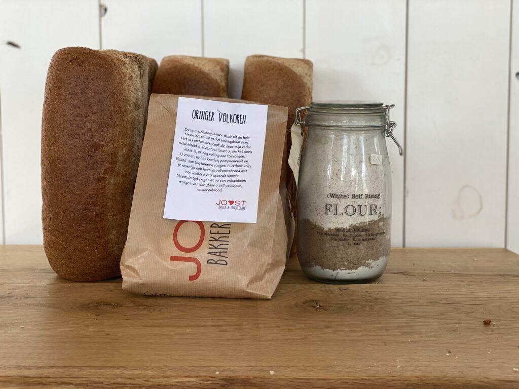 Oringer volkoren broodmix