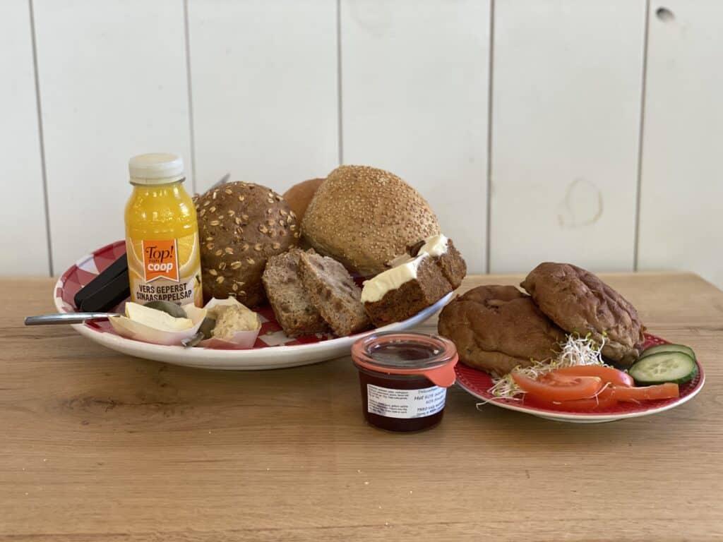 Bestemorgen Ontbijt (vegan)