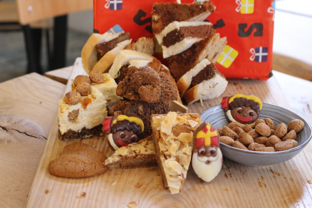 Sinterklaas High tea