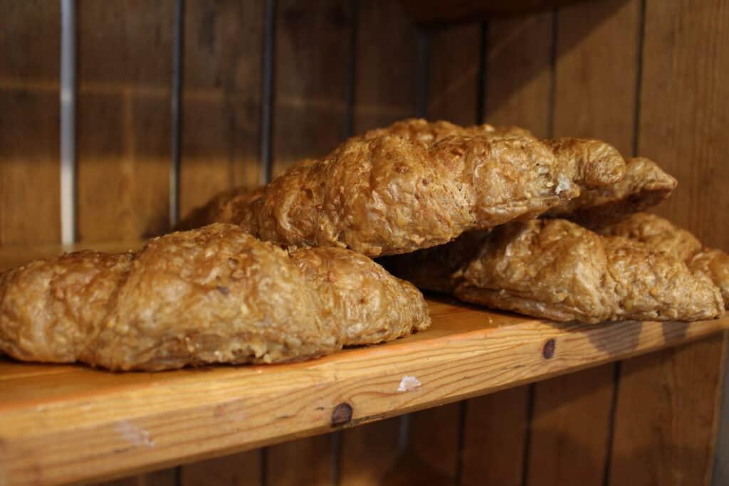 Croissant spelt