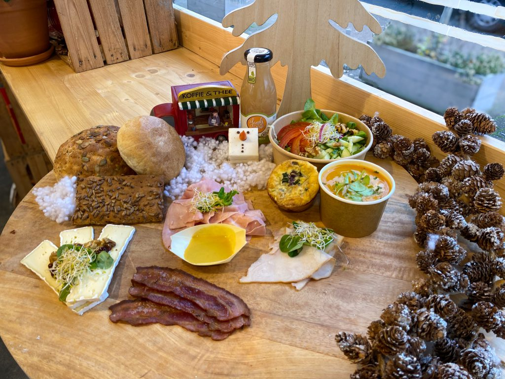Midwinter brunch / lunch